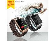 2016  Smart Watch dz09 With Camera Bluetooth WristWatch SIM Card Smartwatch For Ios Android Phones Support Multi languages