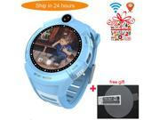 VM50 Q360 Kids Smart Watches with Camera GPS WIFI Location Child smartwatch SOS Anti-Lost Monitor Tracker baby watch PK Q528 Y1
