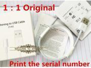 10Set / lot ship 1: 1 Original Qulaity USB Data Sync Charger Cable For ipad mini Air iPhone 5 5c 5s 6 plus With retail Box 9SIAC5C5CD0751