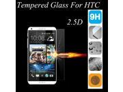 2.5D 9H For HTC Tempered Glass Screen Protector For HTC Desire 601 616 620 626 816 One S mini m4 M7 M8 M9 Phone Cases Film 9SIAAWS5C59437