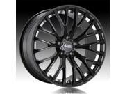 Advanti Racing FS Fastoso Matte Black 20x9 5x114.3 40mm FS0A514405