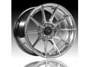Advanti Racing SM Storm S1 Titanium Mirror 17x8 4x100 45mm (SM7810045S)