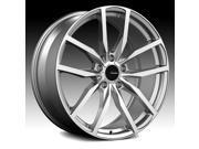 Advanti Racing RA Rasato Machined Grey 20x8.5 5x114.3 35mm (RA0A51435G)