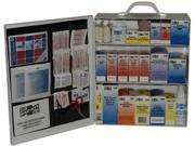 First Aid Only 6155 3 Shelf First Aid Metal Cabinet