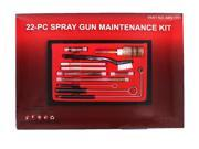 Professional HVLP 22 Piece Spray Gun Maintenance Kit ABN 1701 9SIAAYJ5155390