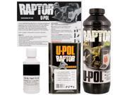 Raptor Urethane Spray-On Truck Bed Liner and Texture Coating U-POL 821 SINGLE BOTTLE HARDENER WHITE