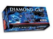 Microflex MF300XL Powder Free Diamond Grip Latex Gloves XL - Case Of 10 Boxes