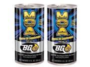 BG MOA Motor Oil Additive 11oz (2 Pack) 9SIAAYJ4593423