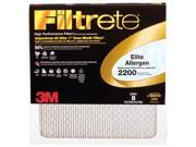 3m EA02DC-6 20 in. X 20 in. X 1 in. Filtrete Elite Allergen Reduction Filter Pack Of 6 9SIA00Y42Z0527