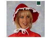 Alexanders Costume 22 140 GR Dickens Lady Bonnet Green