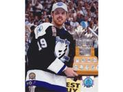 Brad Richards Unsigned Tampa Bay Lightning Stanley Cup Champions 8X10 Inch Photo 9SIA00Y19A1507