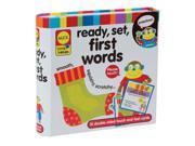 Image of Alex Brands 0A1434 Little Hands Ready, Set, First Words