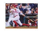 Hunter Pence Autographed Philadelphia Phillies 8x10 Photo 9SIA00Y19A5232