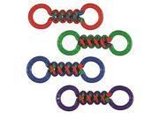 Image of Boss Pet Products 1867969 WB11422M Double Tug Pet Toy Braided