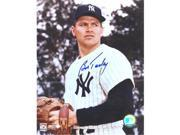 Real Deal Memorabilia BTurley8x10-1 Bob Turley Autographed New York Yankees 8x10 Photo - 2x World Series Champion - Deceased 2013 9SIA00Y1J95990
