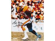 Lee Roy Selmon Autographed Tampa Bay Bucs 8X10 Photo - Deceased Hall Of Famer 9SIA00Y19A4826