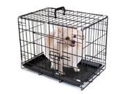 Image of BrybellyHoldings ACAG-001 18 in. XS Folding Metal Pet Crate With Removable Liner