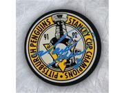 Image of AJ Sports World RECM133050 MARK RECCHI Pittsburgh Penguins Autographed Hockey PUCK