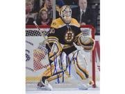 Tim Thomas Autographed Boston Bruins 8x10 Photo - 2009 Stanley Cup Champion 9SIA00Y19A5103