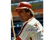 Tim Mccarver Autographed Philadelphia Phillies 8X10 Photo 9SIA00Y1998070