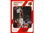 Autograph Warehouse 101810 Kenny Payne Basketball Card Louisville 1989 Collegiate Collection No. 39