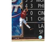 Lance Berkman Autographed Houston Astros 8X10 Photo 9SIA00Y1998665
