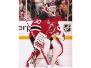 Martin Brodeur Autographed New Jersey Devils 8X10 Photo - 3X Stanley Cup Champion 9SIA00Y19A1940