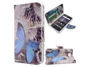 Zizo DWTPH-ZTEN9131-VBBF Vibrant Butterflies Design Wallet Flap Pouch with TPU inside Cover - Vibrant Butterflies 9SIA00Y5W26089