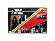 Hasbro HSBC1626 6 in. Star Wars Black Series 40th Collectors Set - Set of 4 9SIV06W6B39161
