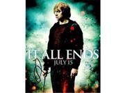 Real Deal Memorabilia RGrint8x10-1 8 x 10 in. Rupert Grint Signed Autographed Harry Potter - Ron Weasley Photo