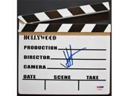 Real Deal Memorabilia JAbramsClapboard-PSA 8 in. J.J. Abrams Signed Autographed Director Clapboard - JJ Abrams - Star Wars - Lost 9SIV06W6A05970