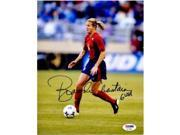 Real Deal Memorabilia BChastain8x10-4-PSA 8 x 10 in. Brandi Chastain Signed Autographed Soccer - Team USA 2017 Hall of Fame Inductee 9SIA00Y5W53021