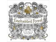 Chronicle Books CH-67488 Enchanted Forest Coloring Book CH