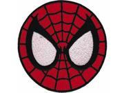C&D Visionary 112995 Spiderman Patch-Spiderman Mask - 3 in. 9SIA00Y5WW4120