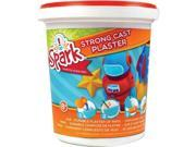 Colorbok 4246906T Strong Cast Plaster