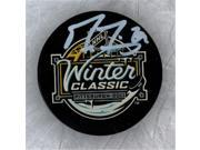 AJ Sports World FLEM133053 Marc-Andre Fleury Pittsburgh Penguins Autographed Hockey Puck 9SIV06W6A13507