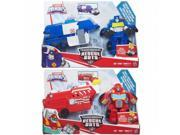 Hasbro HSBB4951 Play Trailer Rescue Bot Rig Assorted , Pack of 3 9SIV06W6B59616