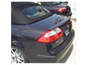 DAR Spoilers FG-099p 2004 And Up Saab 9.3 Convertible Factory Lip No Light Spoiler- Painted