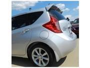 DAR Spoilers FG-553p 2014 And Up Nissan Versa Note Hb Factory Roof No Light Spoiler, Painted