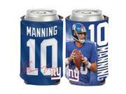 Wincraft 3208514481 New York Giants Eli Manning Can Cooler 9SIV06W69Z4260