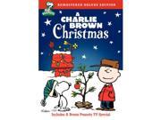 Warner Home Video 883929006472 A Charlie Brown Christmas - Remastered Deluxe Edition 9SIV06W6AD6121