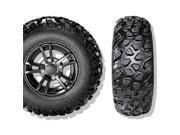 Carlisle 6P0165 Trail Pro ATV Tire - 25 x 800-12 LRB-4 ply