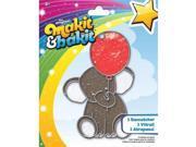 Colorbok TB-73246 Makit & Bakit Suncatcher Kit, Elephant