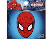 Wrights 193 9960 Marvel Applique, PVC Spider-Man Head 9SIV06W6FN4919