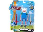 Adventure Time 14219 5 in. Finn with 2 Swords Action Figure, Multicolor 9SIV06W6FN4673