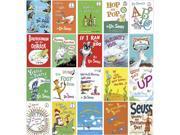 School Specialty 1496883 Dr. Seuss Set 2 Books - Set of 20