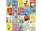 School Specialty 1496882 Dr. Seuss Set 1 Books - Set of 20