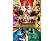 LGE D332758D Power Rangers Super Samurai - The Complete Season 9SIV06W6J41895