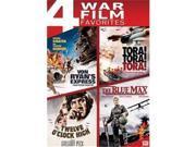 FOX D2298767D Von Ryans Express & Tora Tora Tora & Twelve Oclock High & The Blue Max 9SIV06W6J27863