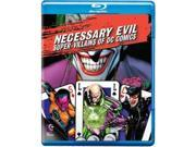 WAR BR373057 Necessary Evil - Super-Villains Of Dc Comics 9SIV06W6J41611